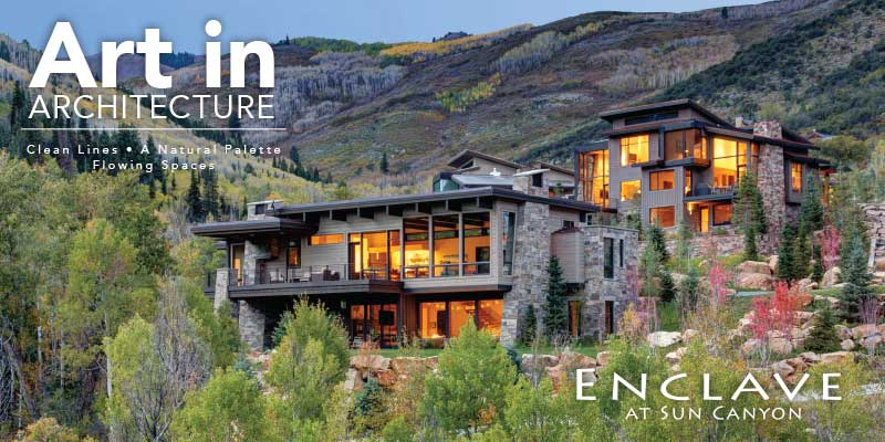 Enclave at Sun Canyon - Park City