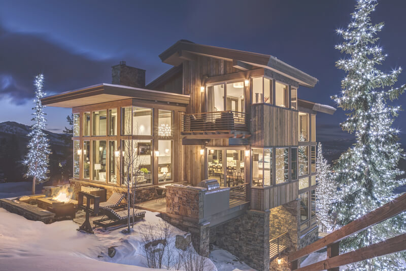 Deer Valley luxury ski homes and condos for sale