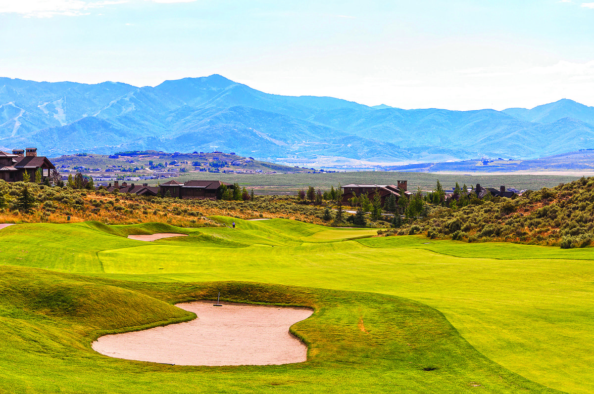 Promontory Golf Club - Park City Utah