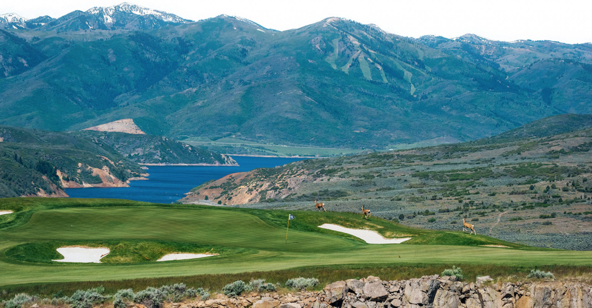Vicotry Ranch Golf Course