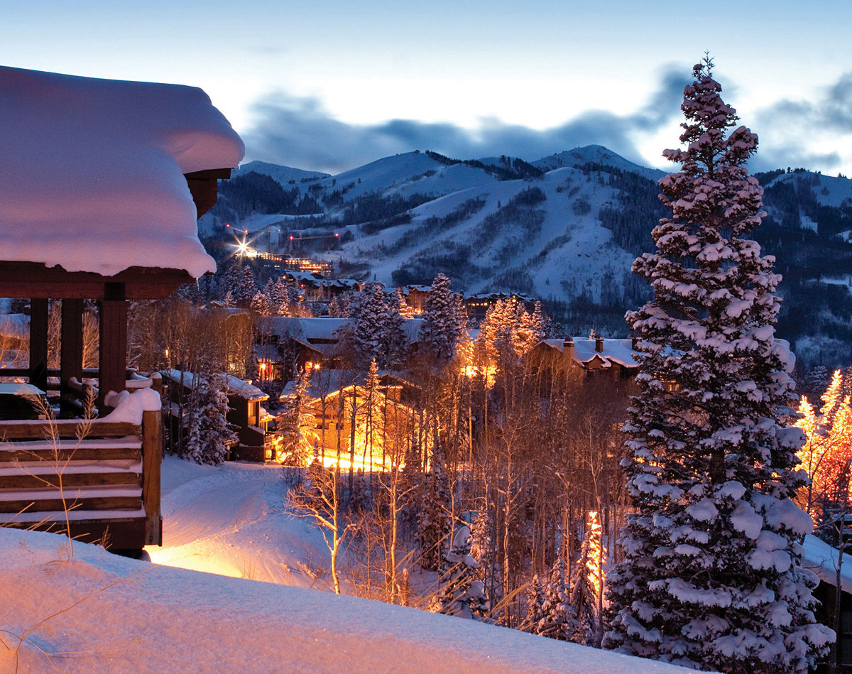 Deer Valley Resort Ski Properties